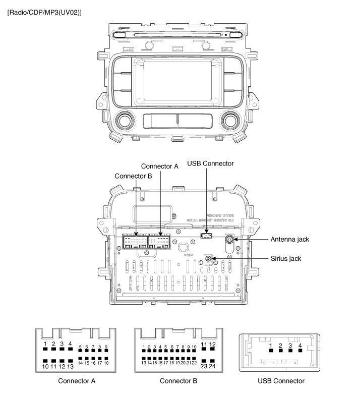 2016 Kia Optima Stereo Wiring Diagram Images