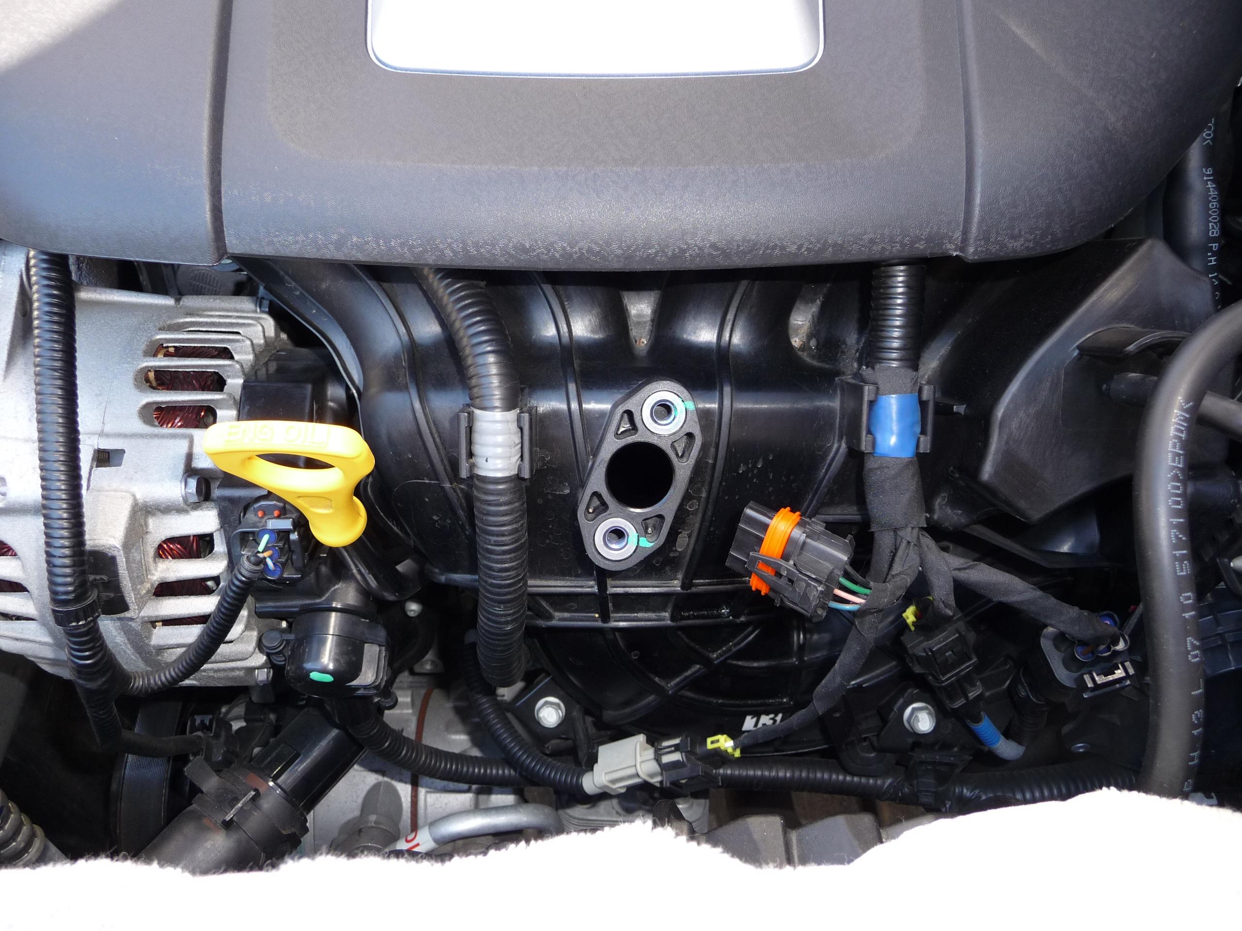 sensor map kia update turbo forte change